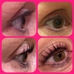 lvl lashes four oaks sutton coldfield