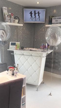 Exclusive Beauty spa Four Oaks Sutton Coldfield